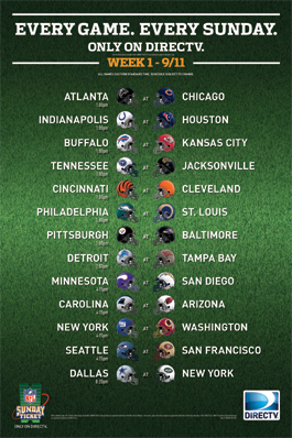 NFL Sunday Ticket  Wikipedia